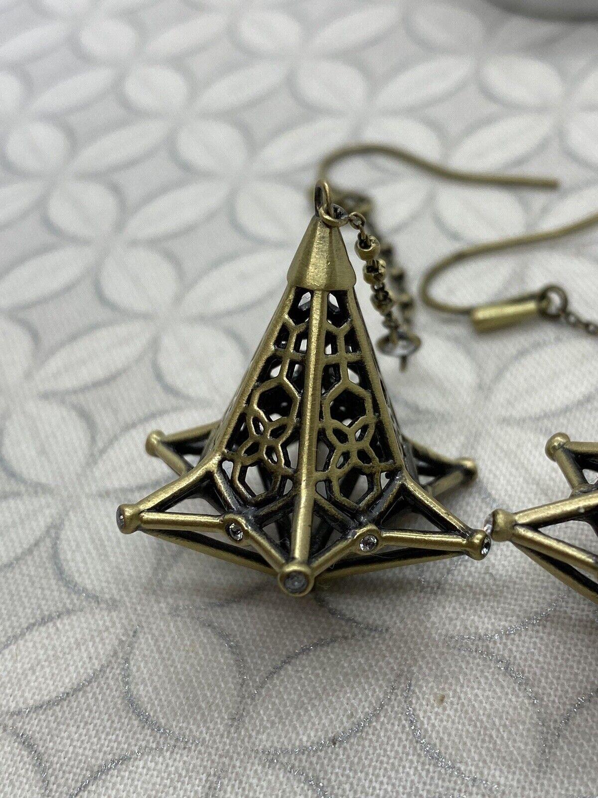 Kendra Scott Diana duster long dangle earrings an… - image 7