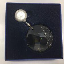 Swarovski SCS Earth Window Ornament Quatz Crystal New 1003284 Rare