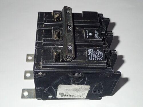 Type BL 3Pole 30Amps 120//240Volt Bolt-On Circuit Breaker Siemens B330
