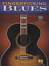 Guitarra ficha Robert Johnson Blues punteo con los dedos BB King T-Bone Walker Willie Dixon