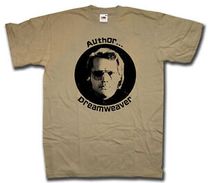 A-Tribute-to-Garth-Marenghi-039-s-Darkplace-T-Shirt-Garth-Head-Dreamweaver-Comedy