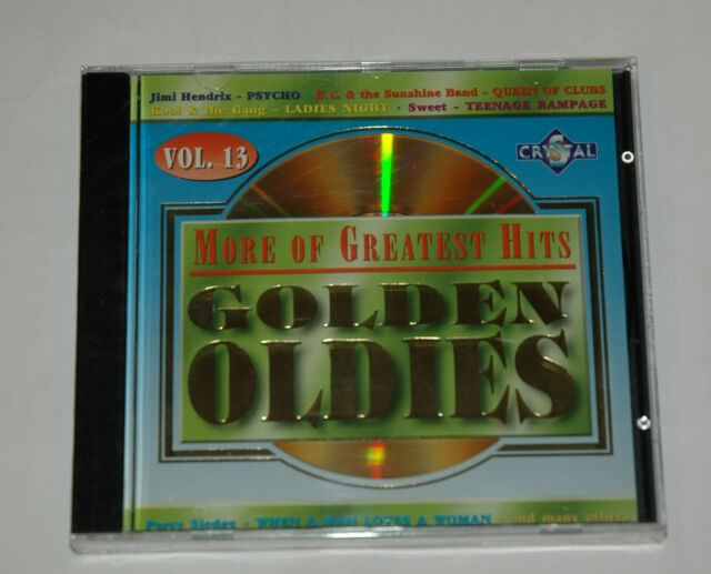 CD/MORE OF GREATEST HITS GOLDEN OLDIES VOL 13/Crystal 2021.2013-2/SEALED NEU NEW