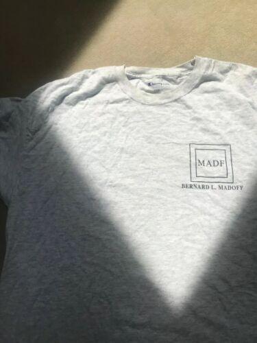 Bernard Madoff Corporate Challange Shirt