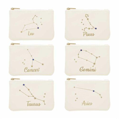 BNIP choose your star sign Avon Constellation// Horoscope coin purse