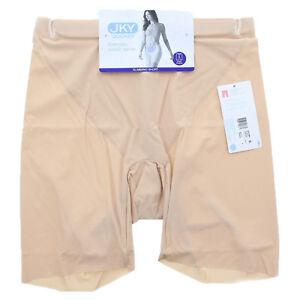 658c89af8e64f Details about JKY by Jockey Womens Pooch Tamer Slimming Shaper Slip Shorts