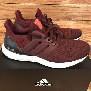 Details about Adidas UltraBoost 1.0 Retro 'Burgundy' Red 2020 [AF5836] Men's Size 7