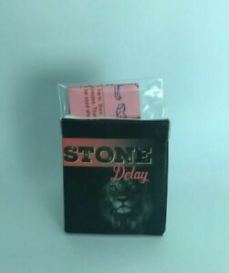 1-Piedra Black Stone Original China Prolong Sex Delay FREE SHIPPING