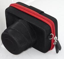 Tuff Shell Camera Case - Sony Alpha 5000 NEX 5/7 Panasonic GF Fuji X Nikon 1 J3