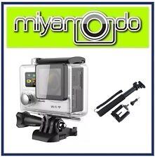 Eken H8R Action Camera 4K Ultra HD WiFi (Silver) + Monopod