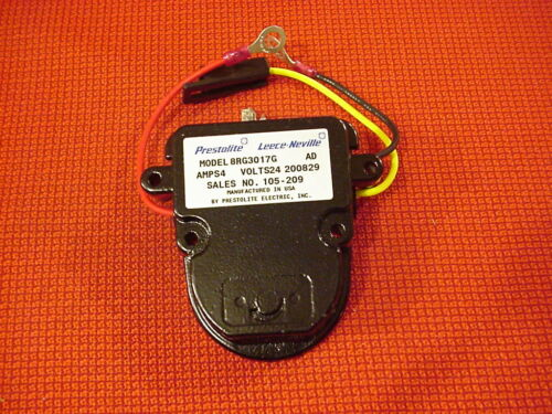 Leece Neville B-Circuit 28 Set Point 24V Trio Activat Electronic Regulator