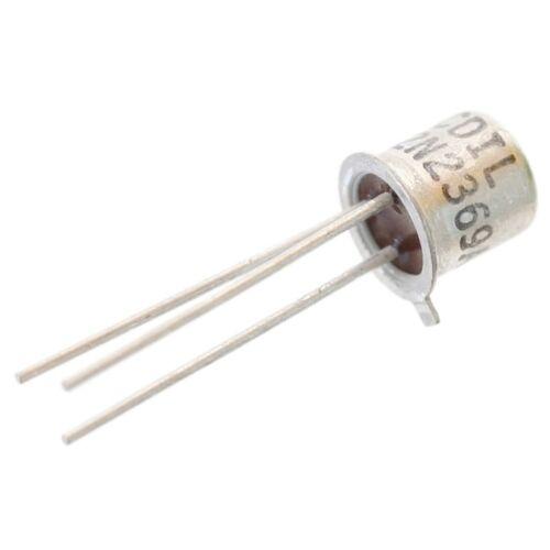 2N2369A Transistor npn 20 V 0,2 A 1,0 W TO18