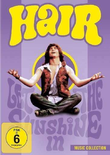 Hair (DVD NEU/OVP)