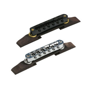 Bridge Roller Saddles Tune-O-Matic Ersatzteile für LP SG Style E-Gitarre
