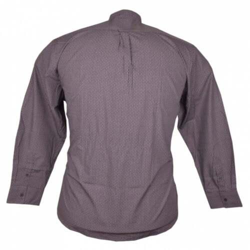 Lizard King Grandad Collar Shirt
