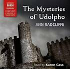 The Mysteries of Udolpho by Ann Radcliffe (CD-Audio, 2016)
