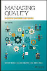 Managing Quality 6E - an Essential Guide and      Resource Gateway by John Wiley & Sons Inc (Paperback, 2016)