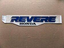 Honda Aufkleber Verkleidung links Sticker Cover left Honda NTV 600 650 M Revere