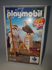 Playmobil-Roma-Ref-9149-Zeus-Play-Give-NUEVO-Coleccion-Romanos-Grecia-Rey