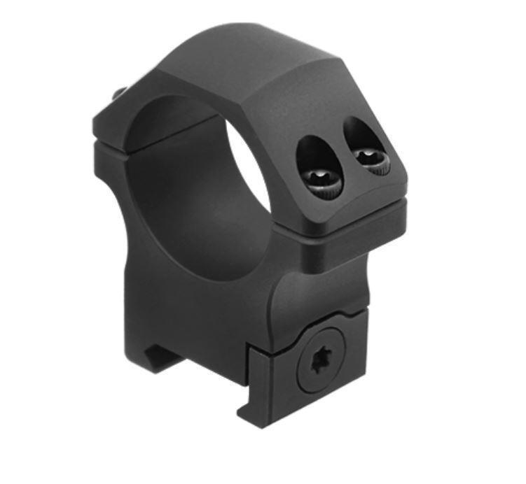 Leapers UTG Pro Perfil Medio 30mm Rifle Scope Mounts Anillos RWU013015 Picatinny