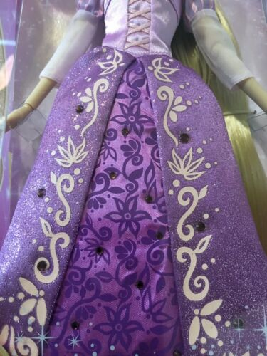 "Disney Store Exclusive Classic 12"" Rapunzel Doll Retired Rare"