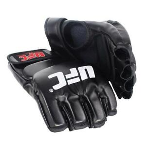 Boxing-Training-Mma-Gloves-Grappling-Muay-Thai-Fight-Ufc-Rdx-Leather-Punch-Cage
