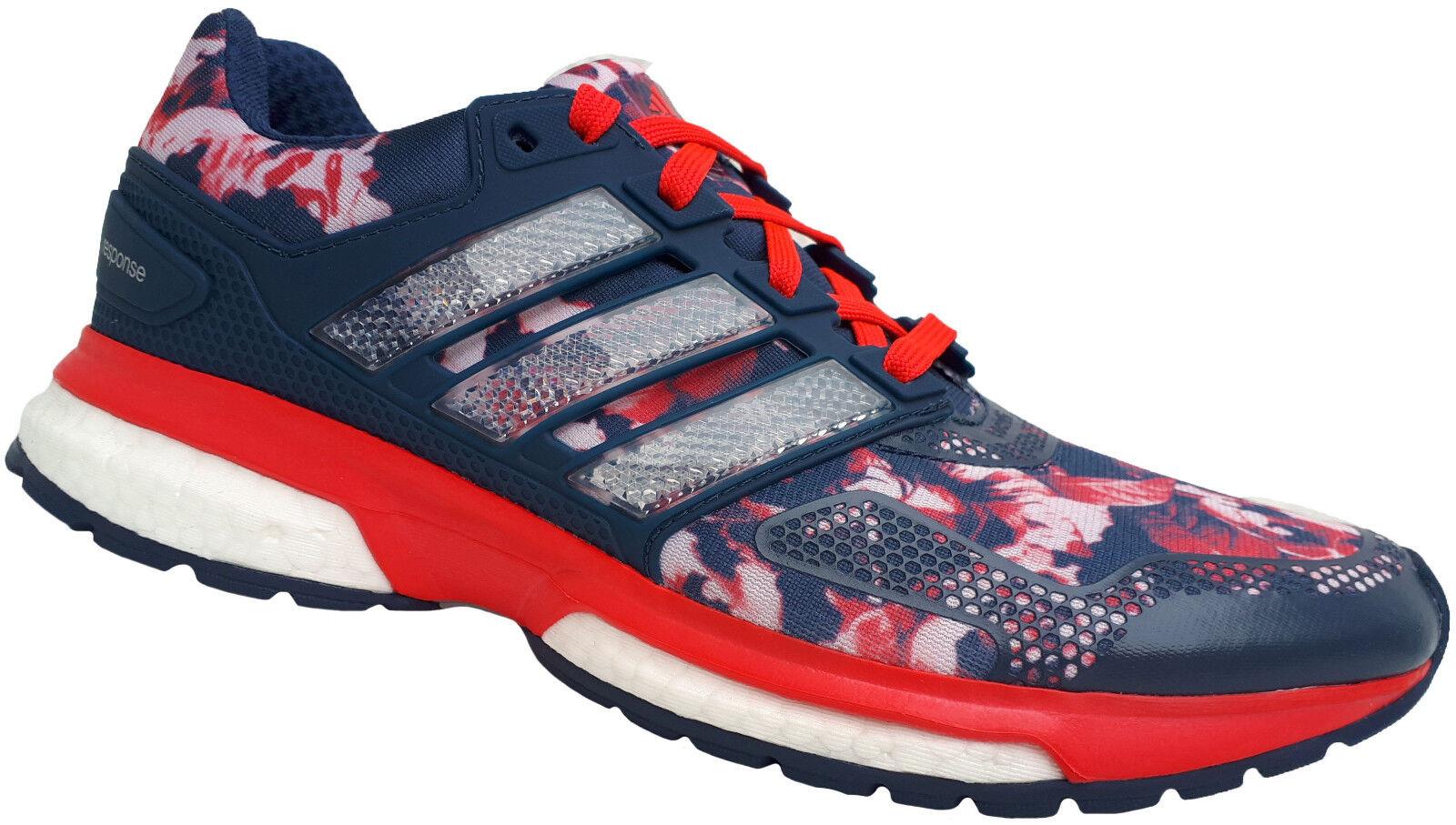 Adidas Response 2 2 2 Graphic W Boost Damen Laufschuhe Sneaker Sport Fitness Schuhe a4cbb2