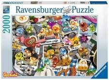 RAVENSBURGER PUZZLE*2000 TEILE*WÖLFE IM SCHNEE*RARITÄT*OVP