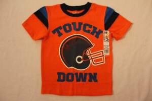 143d96ba4587 NEW Toddler Boys Graphic T-Shirt Size 2T Orange Top Garanimals ...