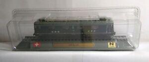 Locomotora-Del-Prado-diecast-escala-1-160-SBB-Re-6-6-Suiza-Sellado