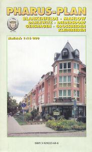 Pharus-Plan, Blankenfelde - Mahlow - Dahlewitz - Diedersdorf - Genshagen.., 1999