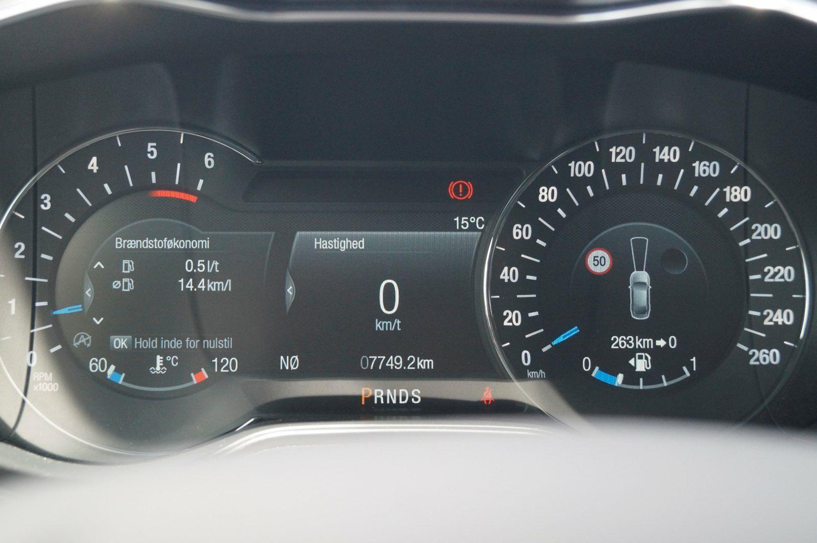 Ford Mondeo 2,0 EcoBlue ST-Line stc. aut. - billede 11