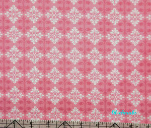 Details About Free Spirit Tanya Whelan Darla Ditty Pink French Wallpaper Fabric Bhy