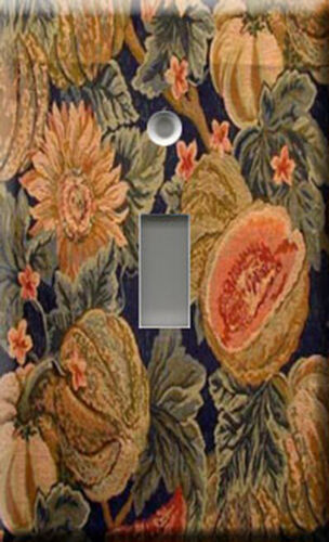 SUMMER MELONS SINGLE LIGHT SWITCH PLATE COVER