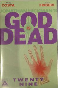 God-Is-Dead-29-NM-1st-Print-Avatar-Comics