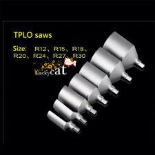 2pcs Handheld Drilling Machine Veterinary Orthopedic Tplo Saw Blades