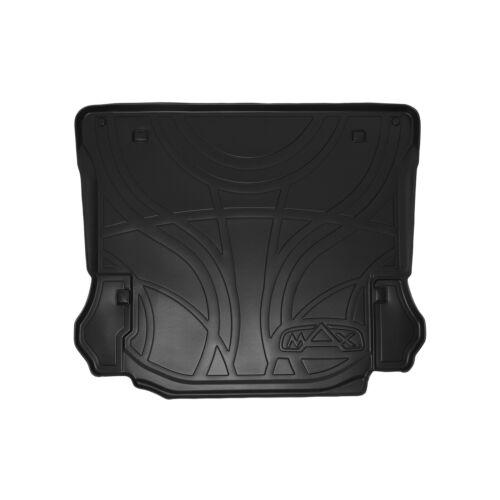 Black SMARTLINER All Weather Custom Fit Cargo Liner Mat for Wrangler Unlimited