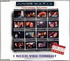 Junior M.A.F.I.A. I need you tonight (1995, feat. Aaliyah) [Maxi-CD]