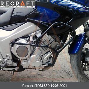 Yamaha TDM 850 1996-2001 RD Moto Crash Bars Protectors New CF32KD