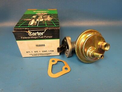 1979-1984 CHEVY GM 200 229 3.8L V6 ONLY Carter M60086 Mechanical  Fuel Pump