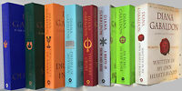 Outlander Series Collection LARGE TRADE PAPERBACK Set 1-8 By Diana Gabaldon NEW!
