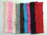 10 Pcs 2 Wholesale Baby Girl Lace Stretch Headbands.