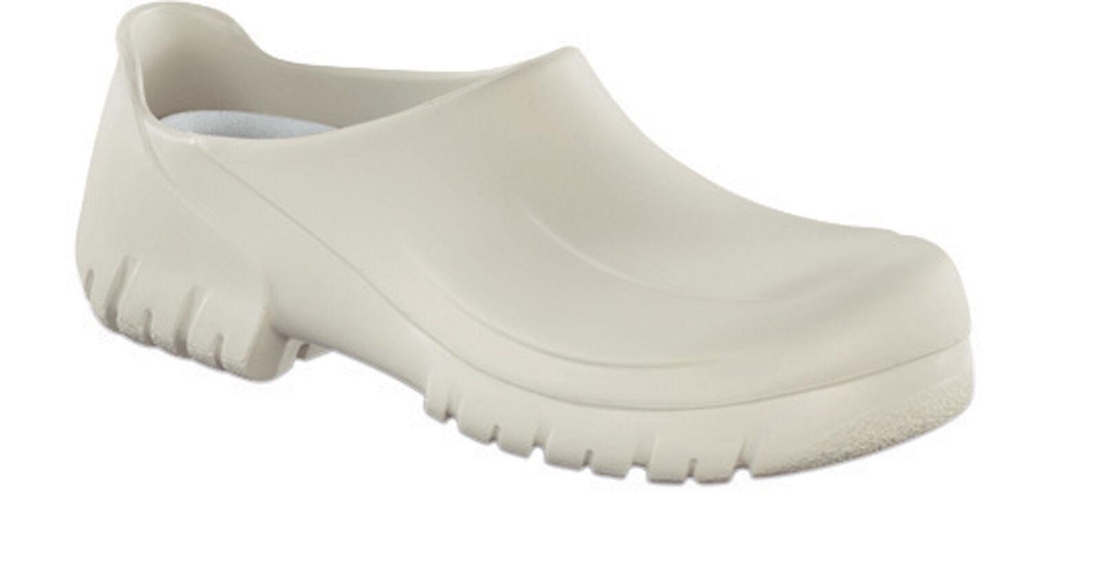 Birkenstock A 640 PU steel cap Unisex Clogs Schuhes Sandales Slippers