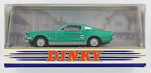 ford mustang fastback 1967 matchbox 1/43