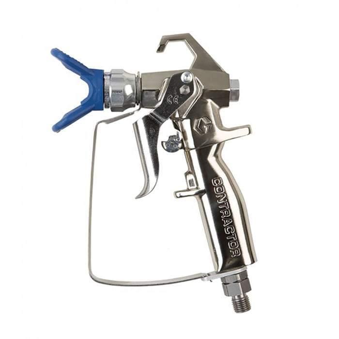 Graco New Contractor Contractor Contractor Spritzpistole mit RAC X Düsenwendeschalter ohne Düse 222a66