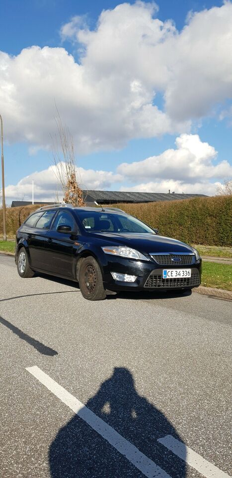 Ford Mondeo, 2,0 TDCi 115 Collection stc. ECO, Diesel
