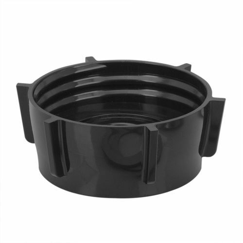 Oster Brand Black Threaded Jar Nut Universal Counter Top Blender Use 148381
