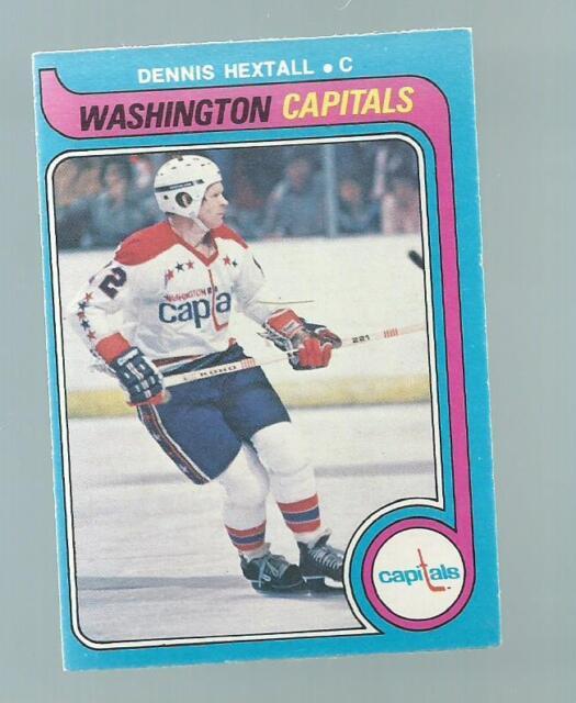 1979-80 O-Pee-Chee Dennis Hextall #392