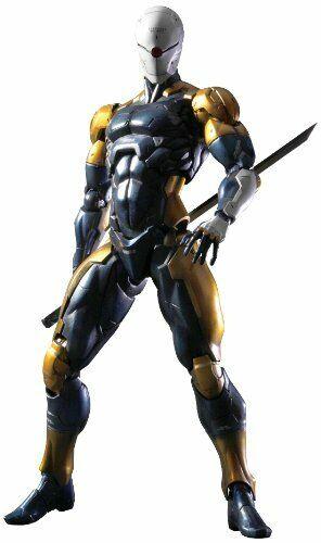 Square-Enix - Metal Gear Solid Play Arts Kai Vol. 5 figurine Cyborg Ninja 23 c