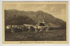 AK Großgmain mit Lattengebirge, 1920