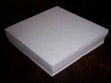50 Sheets Tear Away Embroidery Stabilizer/backing 8x8